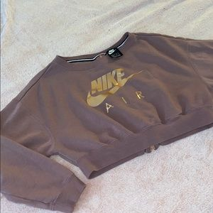 Nike Air Cropped Sweater